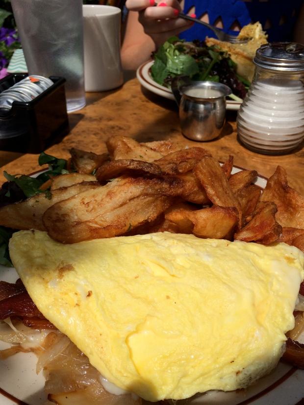 omelet heaven