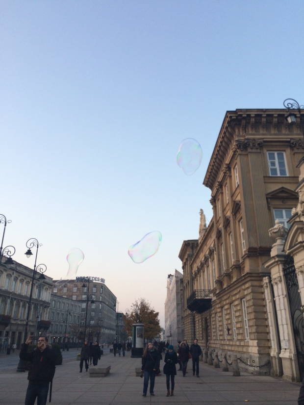 Bubbles in Poland