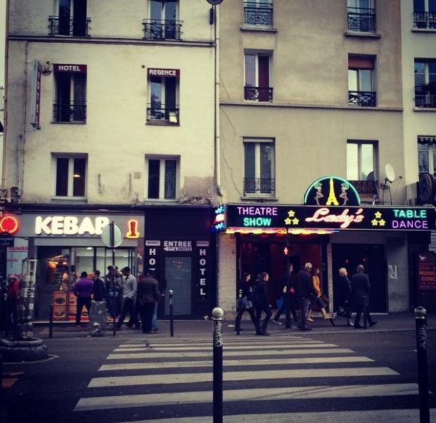 kebab & red lights
