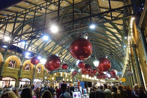Apple Market Covent Garden