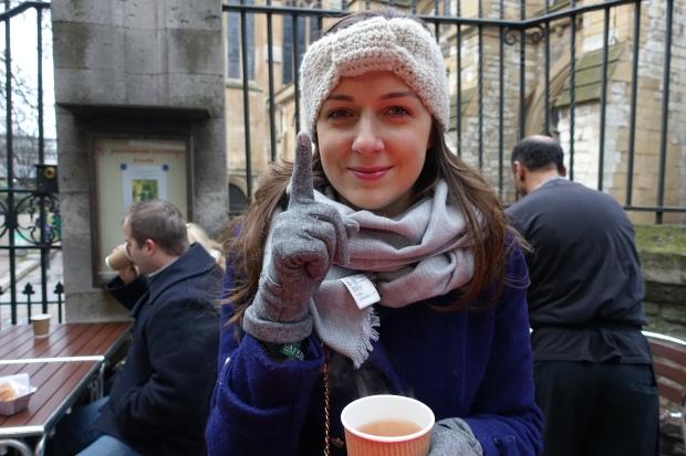 Holy Gloves