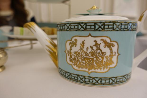 Fortnum teapot